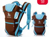 夏季透气多功能双肩婴儿背带 抱抱熊腰凳 四合一外贸学步带 批发