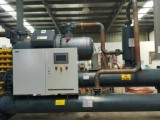 低温盐水冰水机,大型制冰厂专用冷水机组