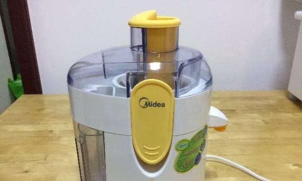 转让全新美的榨汁机
