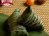 新雅 厂家直销 端午真空粽子 袋装 板栗鲜肉粽子200g一袋