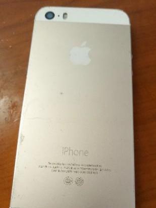 苹果5S电信版1533,指纹不能用,16G