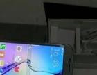 转让一台白色直屏三星S6手机