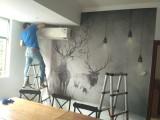 惠州厂价售卖墙纸墙布壁画