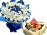 海口市秀英区龙华区琼山区美兰区配送鲜花生日蛋糕