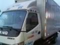 14年9月4.25米箱式货车,498动力气刹助力