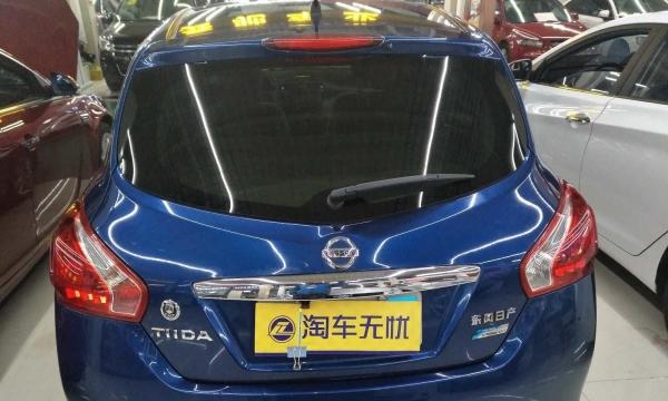 日产 骐达 2011款 1.6 CVT XE舒适版-即日起到3号到店购车服务费减