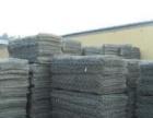 编织铅丝笼厂家价格低工艺石笼网箱