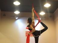 青羊区空中吊环舞绸缎舞专业空中舞蹈培训招生中