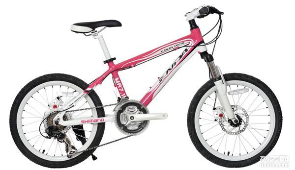 厂家直销恩达MA7.1D小山地自行车全铝合金车架20寸禧玛诺
