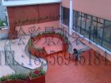 户外防腐木地板室外阳台花园庭院露台防滑实木地板亲水平台可定制