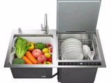 厂家家用水槽洗碗机商用洗碗机嵌入式洗碗机全国供货 图
