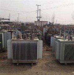 中山市高价回收变压器