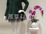 品牌女装时尚冬装批发 日韩女装低价批发 韩版女装秋冬款 修身款