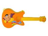 儿童音乐玩具 手抓玩具 卡通吉他 益智早教婴幼儿宝宝玩具 混批