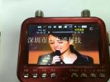 便携视频扩音器MP5视频播放器卡拉OK 方案项目合作供应PCBA