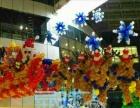 包头圣诞、元旦气球装饰布置