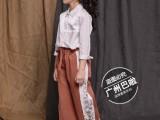 广州市巴啦服饰供应 金果果 秋装品牌童装折扣批发 童装尾货