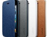 韩国SGP IPhone5 超薄左右翻高档皮套 苹果5s保护套i