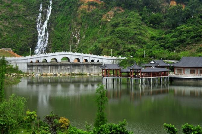幸福之旅:华阳湖湿地公园+水濂山玩乐1天 都来乐旅游