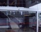 天津津南区供应商场玻璃门天津承接钢化玻璃门质量争霸