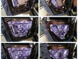 宝沃BX7全车大能汽车隔音降噪升级 石家庄汽车音响改装