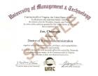 美国管理技术大学DBA项目,上海交大上课,师资优!
