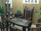 成都老船木茶桌椅组合中式仿古阳台小茶艺桌功夫客厅休闲茶台实木茶几