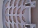 超薄铝件,铝铸造,铝靠板,铝铸造后垫,铝精铸,薄壁铸造件,铝