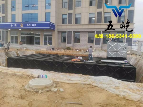 BDF水箱 BDF地埋水箱 消防地埋水箱