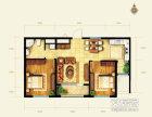 买房3千新上钻石湾一期 两室两厅 正对小区内广场 80中