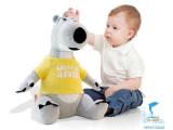 幼教玩具厂家 电动玩具批发价格 倒霉熊玩具