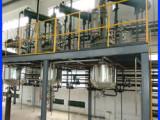 树脂成套生产设备及树脂生产成套设备