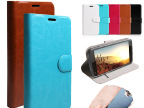 努比亚Z5Smini手机皮套Z5Smini保护壳超薄锰钢皮套 厂家批发