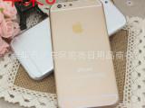 爆款新品11苹果iPhone6土豪金 创意超薄防风充气打火机批发
