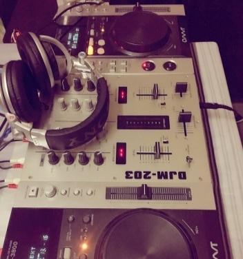先锋DJ打碟机