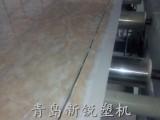 PVC石塑装饰板材生产设备SZJ80/156高清图