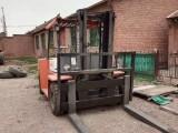 个人二手叉车转让出售举升3米4米中钢侧翼99新