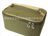 USB保温饭盒 USB饭盒包 军绿保温饭盒包,食品加热盒  加热