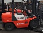 出售3吨杭州内燃叉车丶二手4吨闲置叉车供应多款型号合力叉车