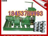 河南立式电动弯管机  弧度大棚弯管机 郑州开封小型弯管机大全