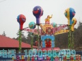 江苏省广场游乐设备桑巴气球火爆销售