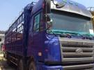 华菱前四后四厢式货车低价出售2年9万公里5万