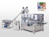 全自动粉末包装机公司,科迪机械粉末专用包装机组厂家