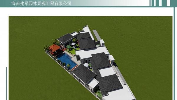 海南建军园林景观工程有限公司