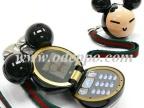 全球**中国娃娃造型多功能迷你三频手机