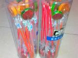 (夜场**食品) 蜜蜂之星10克切片发光棒糖果(棒棒糖)专利产品