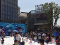 泡泡跑活动专用道具泡沫机租赁七彩泡沫泡泡机租赁