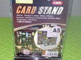 科记K-6028双色A5亚克力双面展示牌 桌面价格标示牌 桌牌