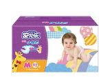 安儿乐小轻芯婴儿纸尿裤M92/L80/X