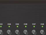 供应厂家 盟加纳MOOGANA  EP-9217 线路信号切换器